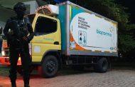 62.560 Vaksin Corona Biofarma Tiba di Semarang